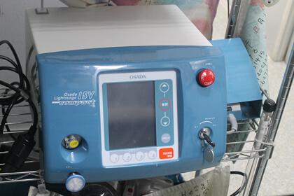半導体レーザーメス及び治療器